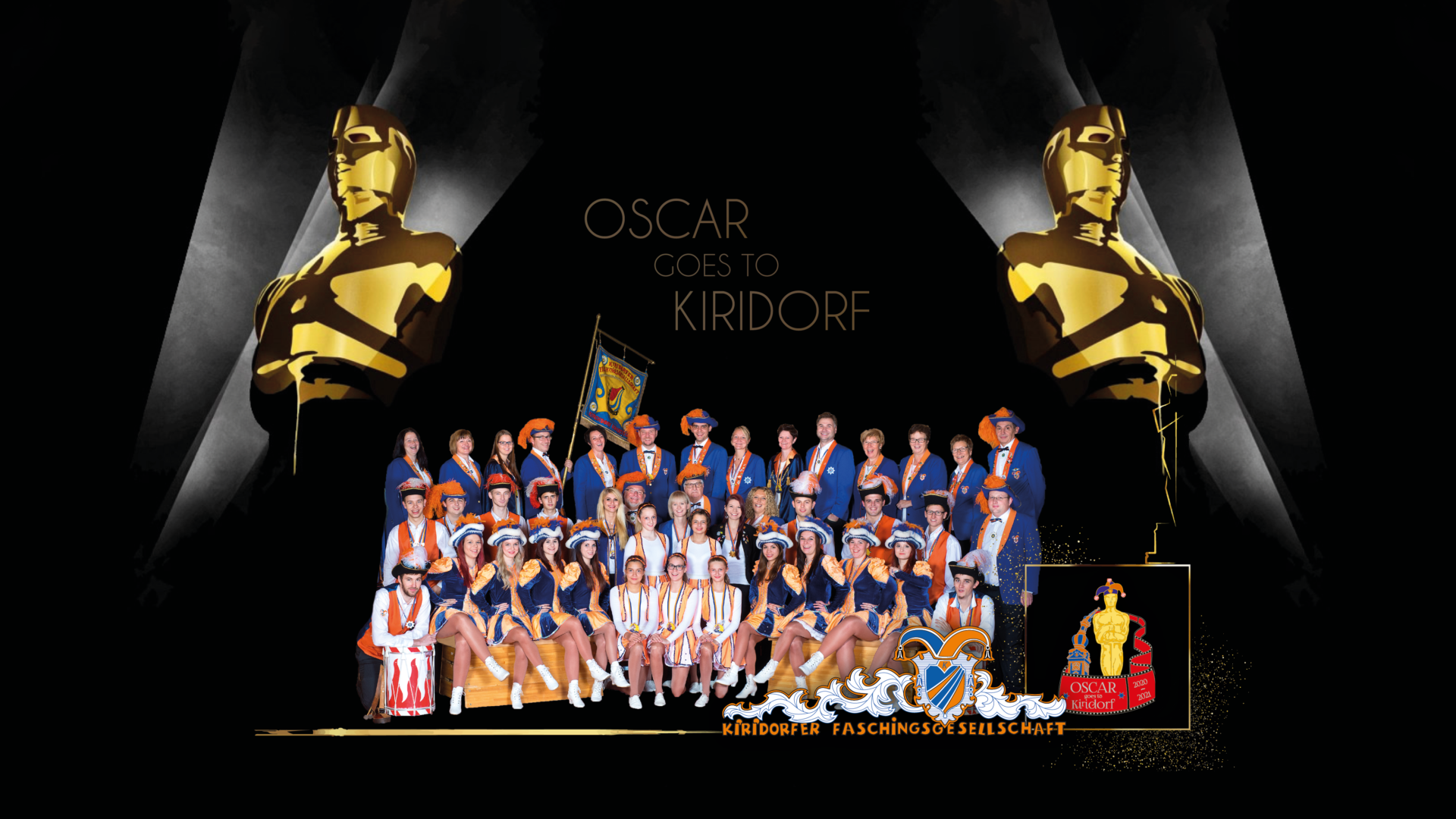 Oscar goes to Kiridorf